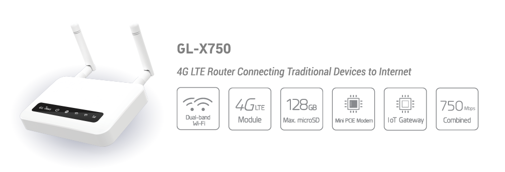 GL-X750