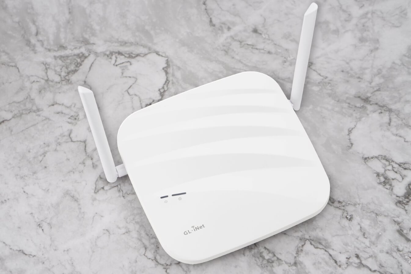 A business-level ceiling wireless access point