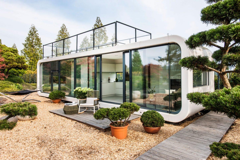 Smart Mobile Home