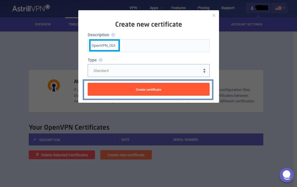 OpenVPN Client - GL iNet Docs