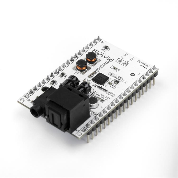 Domino Pi - I2S board - GL iNet Docs