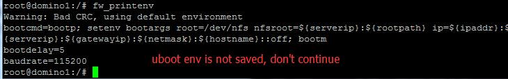 CRC error