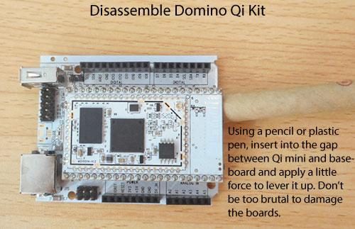 Qi assembly