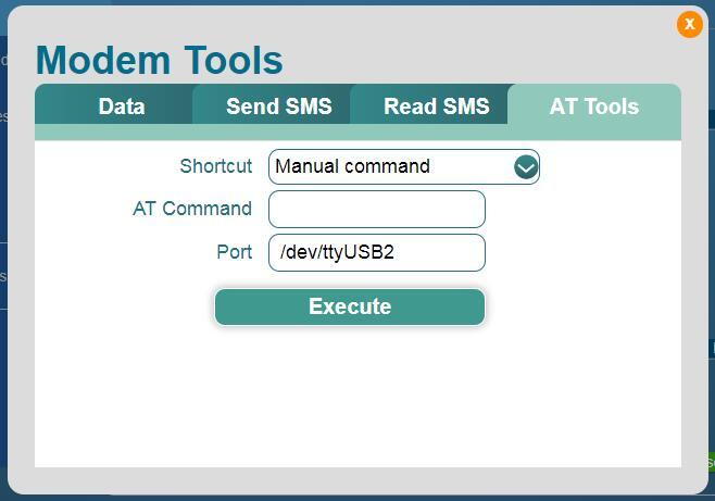Modem Tools