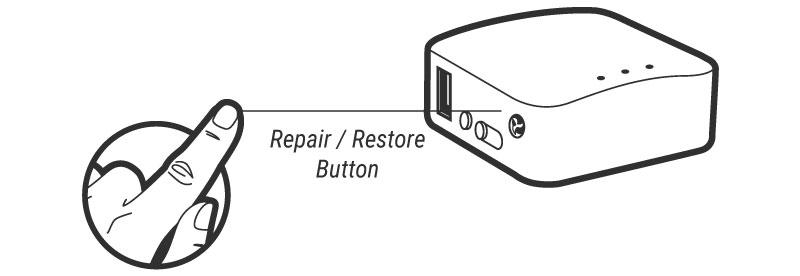 Repair or Reset - GL iNet Docs