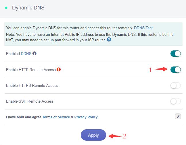 HTTP-Remote-Access