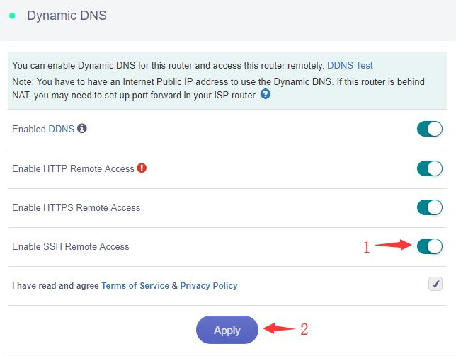 SSH-Remote-Access