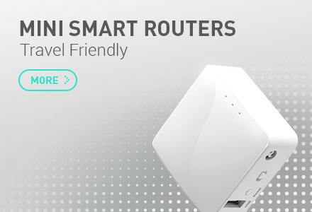 GL iNet - WiFi for Things