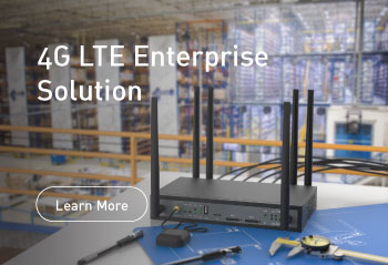 4G LTE Enterprise Solution