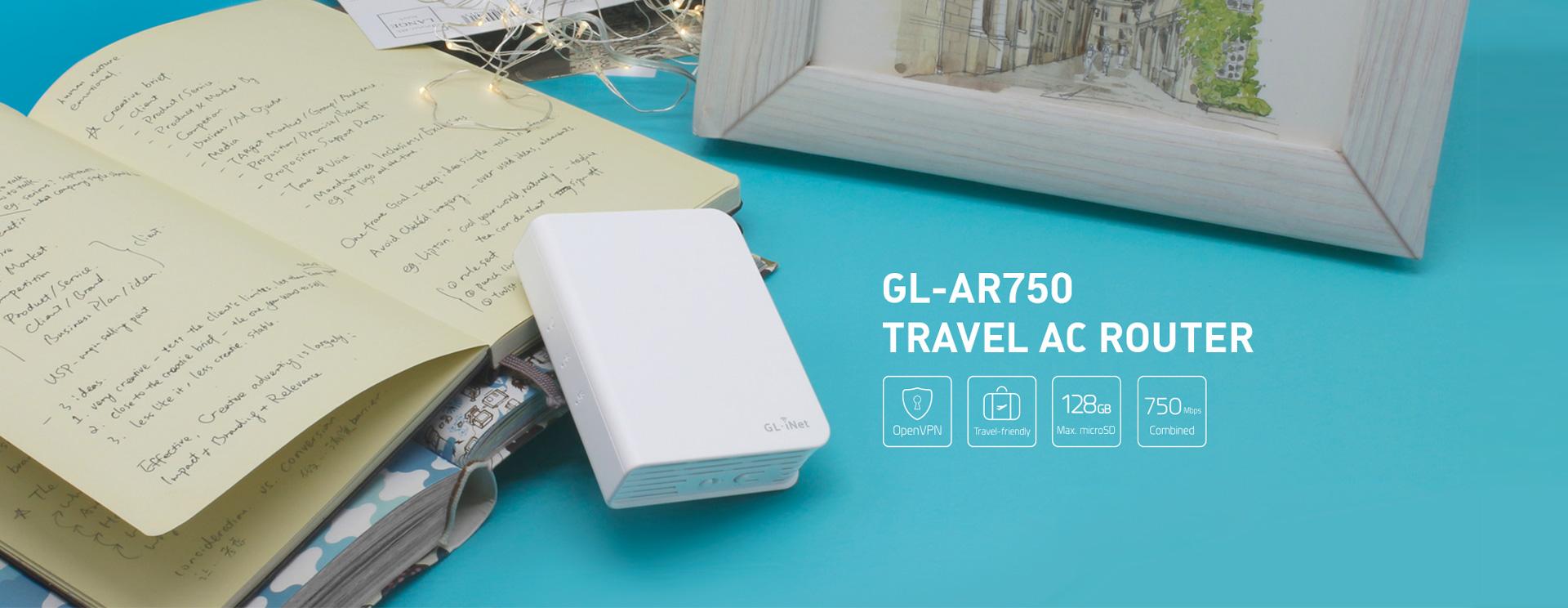 gl-inet products GL-AR750