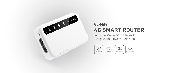 gl-inet products GL-MiFi