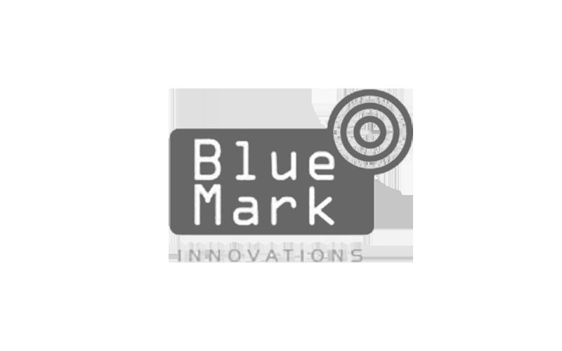 bluemark logo